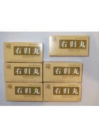 6 Boxes Kidney-Yang Reinforcing You Gui Wan,Buy 5 get 1 for free!